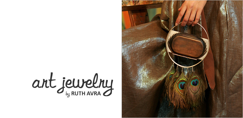 art jewelry by RUTH AVRA